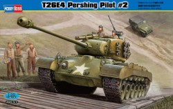 T26E4 Pershing, Pilot #2