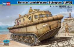 Deutscher Land-Wasser-Schlepper frühe Produktion