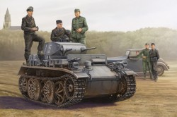 PzKpfw I Ausf C (VK 601)