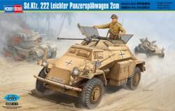 Sd.Kfz. 222 Leichter Panzerspahwagen 2cm