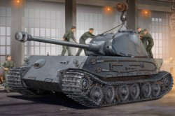 German VK4502 (P) Hinten