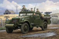 M3A1 Scout Car White Early Version