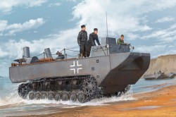 German Land-Wasser-Schlepper II-Prototyp