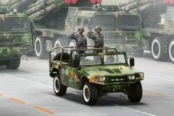 Dong Feng Meng Shi 1.5ton Military Light