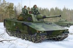 Sweden CV90-40 IFV