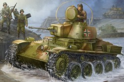 Hungarian Light Tank 38M Toldi I (A20)