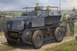 German Sd.Kfz.254 Tracked Armoured car