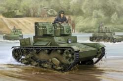 Soviet T-26 Light Infantry Tank Mod 1931