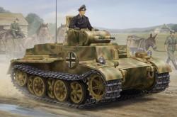 German Pzkpfw.I Ausf.F (VK1801)-Late