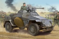 German Le.Pz.Sp.Wg (Sd.Kfz.221)Panzerwag