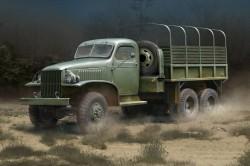 US GMC CCKW-352 Steel Cargo Truck