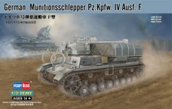 German Munitionsschlepper Pz.Kpfw. IV Ausf. F