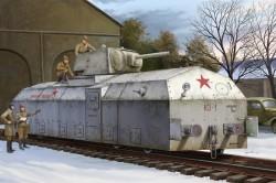 Soviet Armoured Train