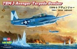 TBM-3 Avenger Torpedo Bomber
