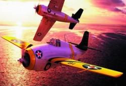 F4F-3 early Wildcat