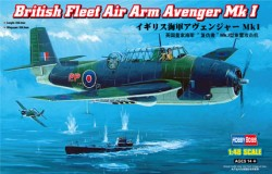 British Fleet Air Arm Avenger Mk 1