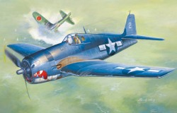 F6F-3 Hellcat Early Version