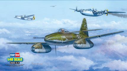 Messerschmitt Me 262 A-1a/U4