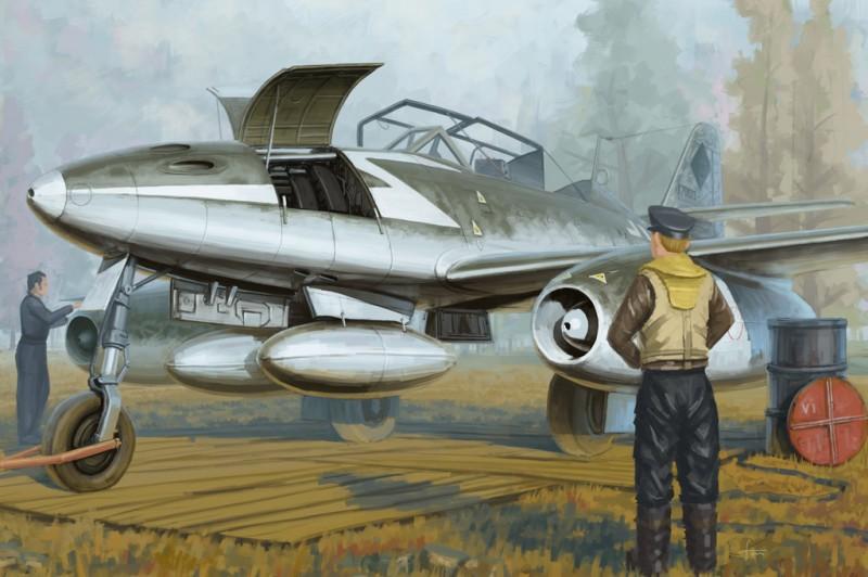 ME 262 B-1a