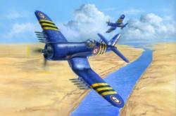F4U-7 Corsair FRENCH NAVY