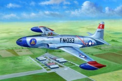 F-80A Shooting Star fighter