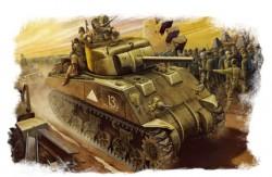 U.S M4  TANK (Mid -Model)
