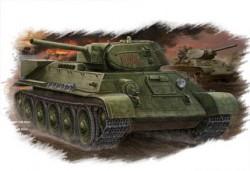 Russian T-34/76 (1942 No.112) tank