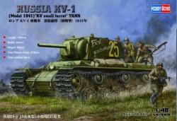 Russian KV-1 1941 Small Turret tank
