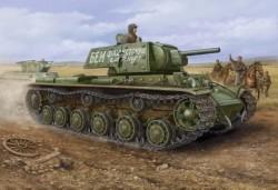 Russian KV -1S Ehkranami tank