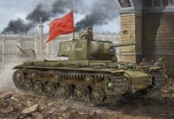 Russian KV-1 1942 Simplified Turret tank
