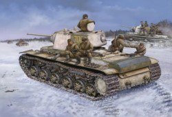 KV-1 1942 Heavy Cast Turret Tank