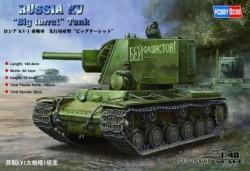 Russian KV Big Turret Tank