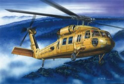 American UH-60A 'Blackhawk helicopter