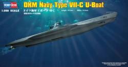 German Navy Type VII-C U-Boat