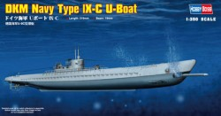 German Navy Type IX-C U-Boat