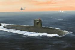 PLA Navy Type 035 Ming Class