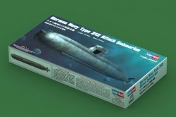 German Navy Type 212 Attack Submarine