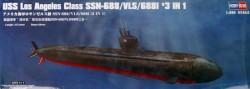 USS Los Angeles Class SSN-688/VLS/688I