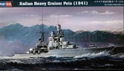 Italian Heavy Cruiser Pola (1941)