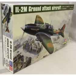 IL-2M Ground attack aircraft