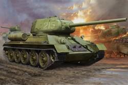 WWII Soviet T34/85