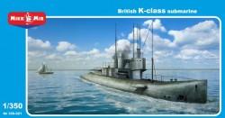 British submarine K-class