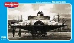Resurgam British submarine