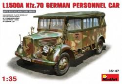 L1500A (Kfz.70) German Personel Car