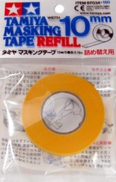 Maskovacia páska 10 mm