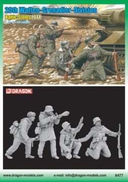 20th WAFFEN GRENADIER DIVISION (BALTIC STATES 1944)