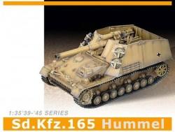 Sd.Kfz.165 HUMMEL (INITIAL PRODUCTION)