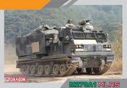 M270A1 MULTIPLE LAUNCH ROCKET SYSTEM (MLRS)