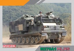 M270A1 MULTIPLE LAUNCH ROCKET SYSTEM (MLRS)