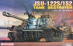 JSU 122S/152 Tank Destroyer
